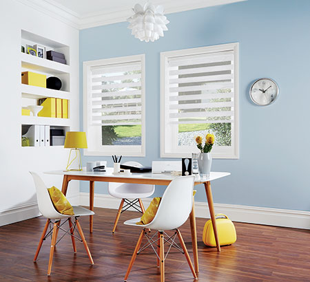 Vision Blinds - Tuscany White